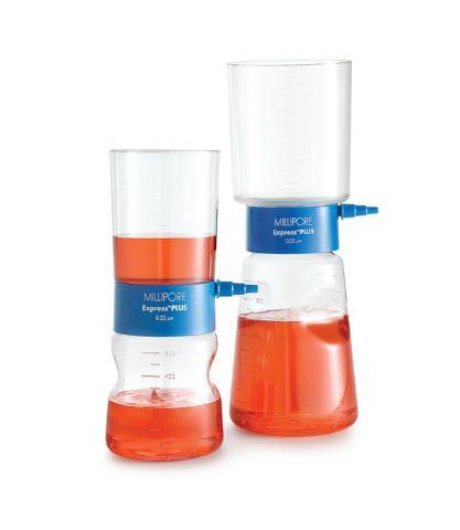 Stericup® Quick Release-VP, Steriles Vakuumfiltrationssystem, 0,1 µm, verschiedene Größen