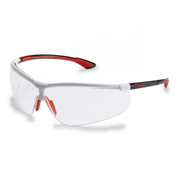 uvex Chemikalienschutzbrille sportstyle