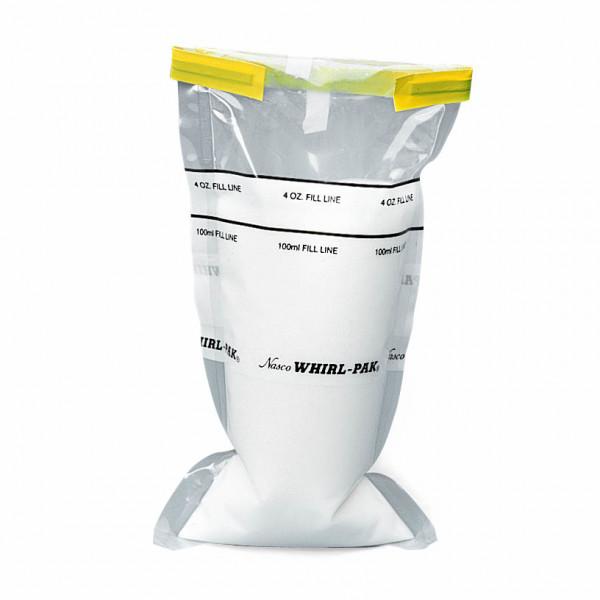Probenbeutel für Flüssigkeiten freistehend, 540 ml