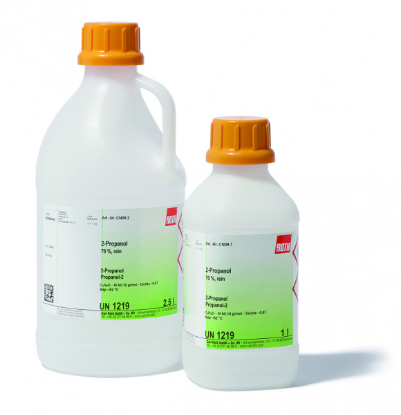 2-Propanol, 70 %, rein