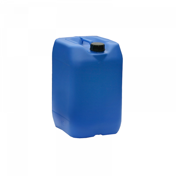 Spundbehälter / Kanister blau