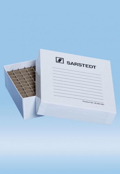 Sarstedt Lagerkasten f. 100 Mikroröhren 10 St./Pack
