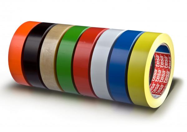 Tesaband PVC 4104 schwarz