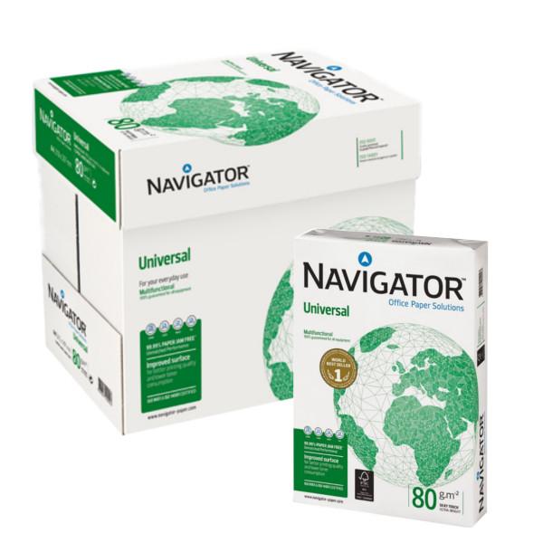 Navigator Kopierpapier DIN A4, weiß