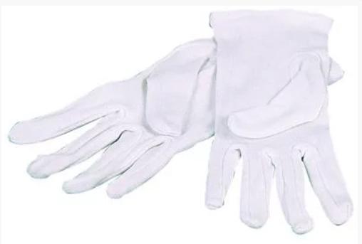 Unterzieh-Handschuhe Baumwolle