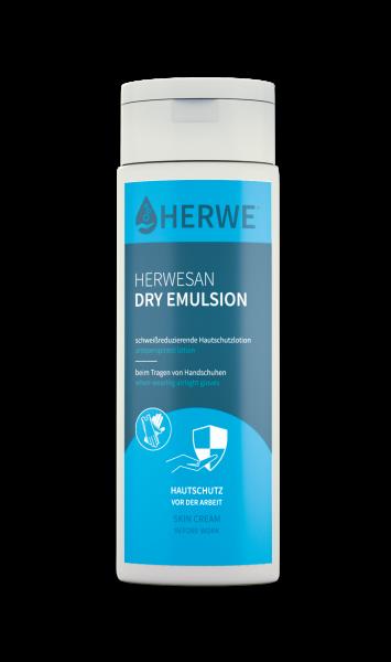 Hautpflege Herwesan dry Emulsion