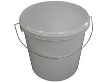 Eimer mit Metallbügel 10 Liter