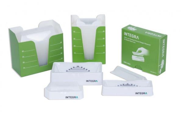 Integra 10 und 25 ml Einweg-Reservoire steril, 4 x 50 Stück