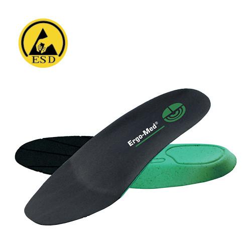 ATLAS Einlegesohle ERGO-MED green, Platt- oder Senkfuß