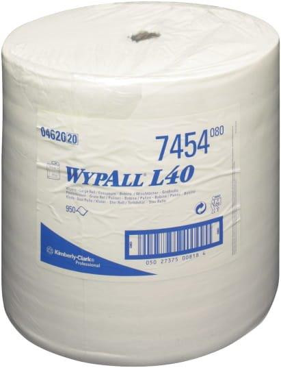 Kimberly-Clark Wischtuch Wypall L40