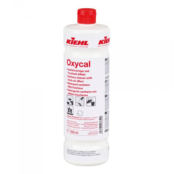 Oxycal Sanitärreiniger mit Frischluft-Effekt