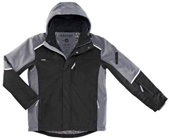 Softshell Jacke Champ