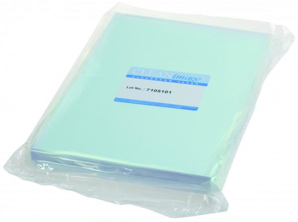 Reinraum-Papier DIN A4, weiß oder hellblau