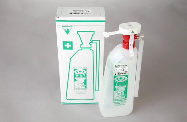 Augenspülflasche,steril Barikos 620 ml Inhalt
