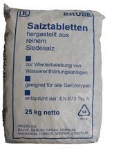 Regeneriersalz Tablettenform