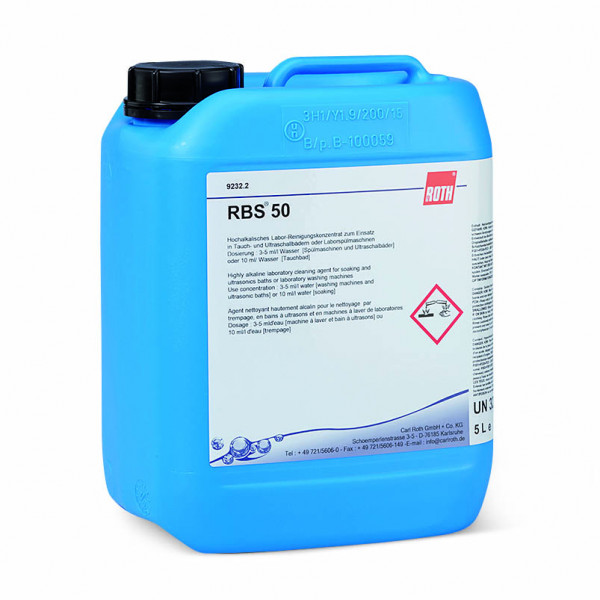Reinigungsmittel RBS 50