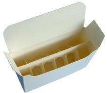 Gefachpackung für 6x2 Kunststoffvials