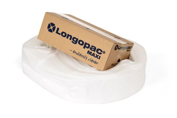 Logopac Müllsack-Endlosschlauch-Kassette Maxi, transparent