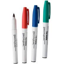 Markierungsstift-LAB Marker schwarz, fein, 1 mm Strich