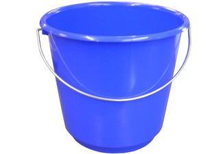 Eimer 15 Liter, blau