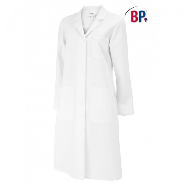BP Damenkittel Baumwolle weiß