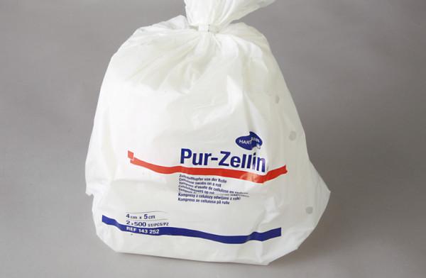 Zellstofftupfer Pur Zellin