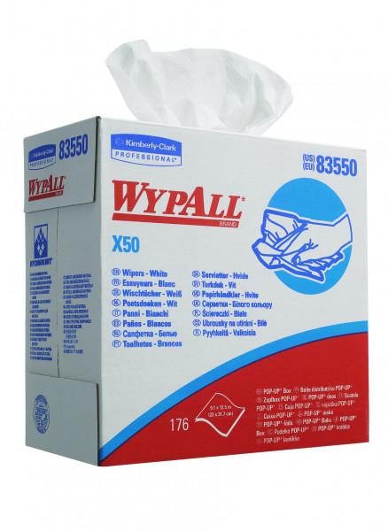 Kimberly-Clark Wischtuch Wypall X50